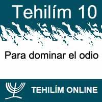 Tehilím 10