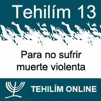 Tehilím 13
