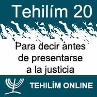Tehilím 20
