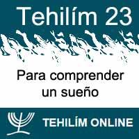 Tehilím 23