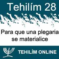 Tehilím 28