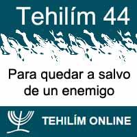 Tehilím 44