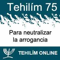 Tehilím 75