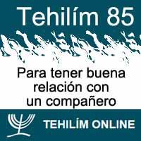 Tehilím 85
