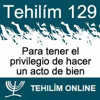 Tehilím 129
