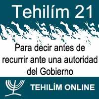 Tehilím 21