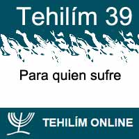 Tehilím 39
