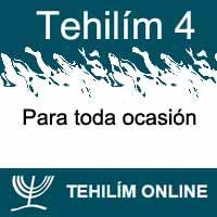 Tehilím 4