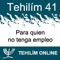 Tehilím 41