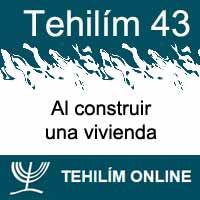 Tehilím 43