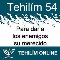 Tehilím 54
