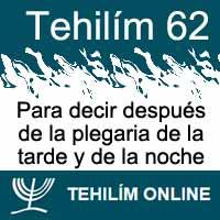 Tehilím 62