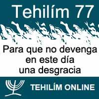 Tehilím 77