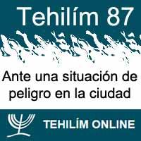 Tehilím 87