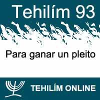 Tehilím 93